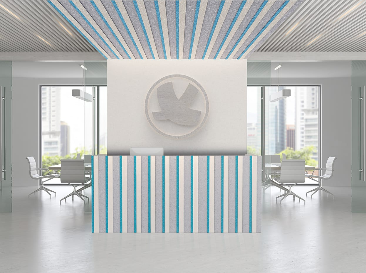 Linearflow Vertical Corporate Reception