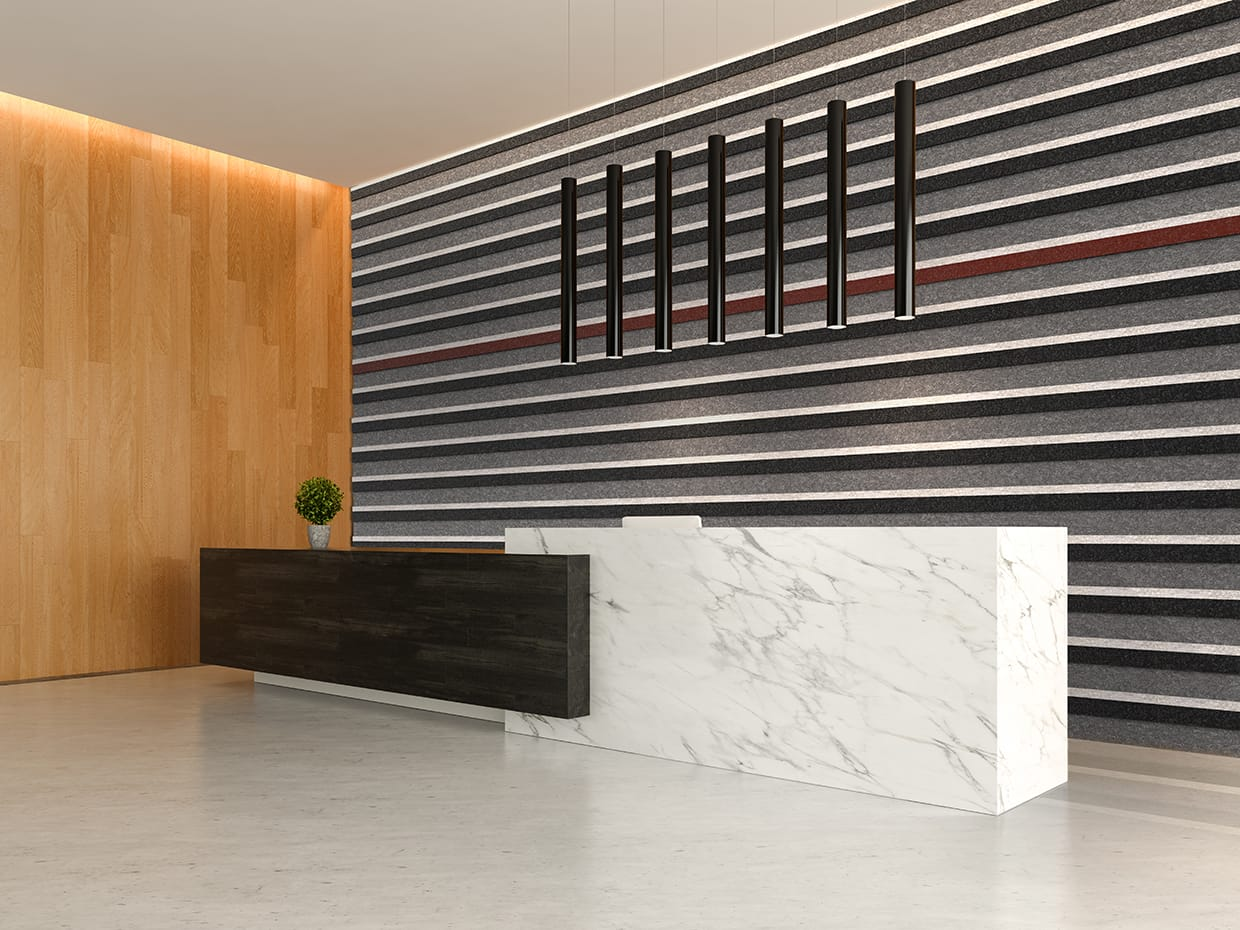 Linearflow Warm Corporate Frontdesk