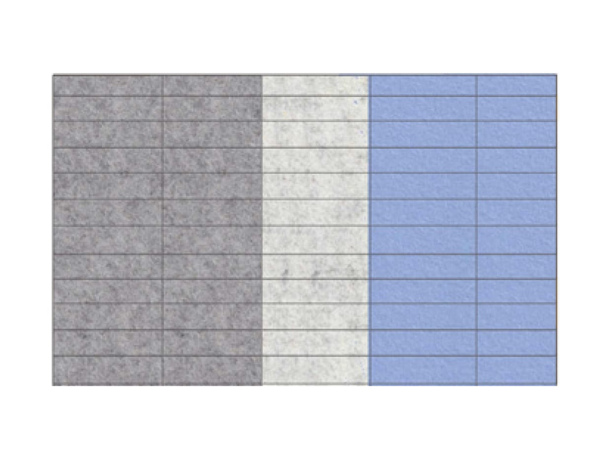 CSI PoshFelt™ - Planar Collection - Decorative Acoustic Wall Tiles ...
