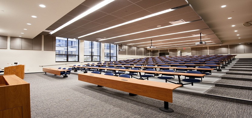 How To Make A University Seminar Hall World Class